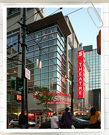 Scotiabank Theatre / Electric Avenue